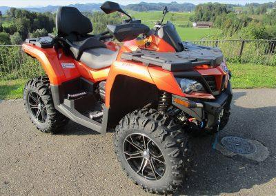 Quad ATV CF-Force 820 XL DLX