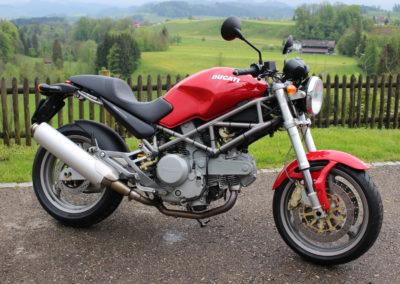 Ducati Monster 620i